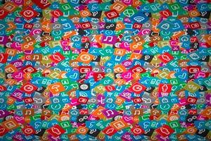 Ilustración de Descubre qué cosas puedes hacer con apps