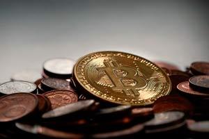 Ilustración de ¿Bitcoin es el futuro del dinero?