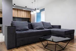 Ilustración de La importancia de los sofás en el hogar