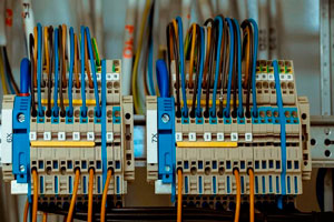 Ilustración de Instalaciones eléctricas: servicio de calidad y seguridad
