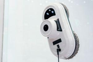 Ilustración de Los robots y su gran utilidad en la limpieza del hogar