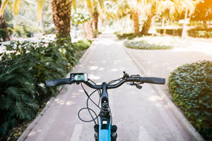Ilustración de Las bicicletas eléctricas: una nueva manera de recorrer el mundo