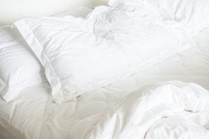 Ilustración de Disfruta del mejor colchón en tu casa