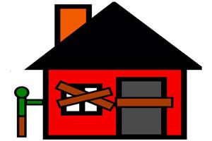 Ilustración de Qué medidas se deben tomar ante la ocupación ilegal de un domicilio