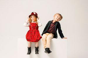 Ilustración de Moda infantil: Haz que tus hijos luzcan con estilo con Stella Mia Kids