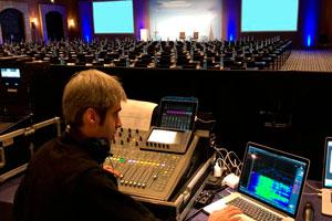 Ilustración de 4 ventajas de contratar una empresa de sonido para tu evento