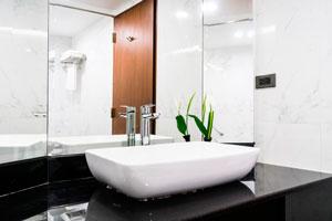 Ilustración de El toque especial: cómo elegir la grifería para baño adecuada