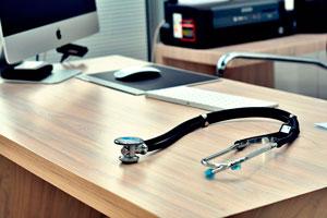 Ilustración de Ventajas de formarse en el sector de la salud