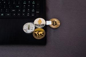 Ilustración de Blockchain y Criptomonedas: Todo lo que debes saber
