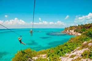Ilustración de Un verano de lujo practicando snorkel en Isla Mujeres y conociendo Cancún