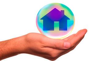 Ilustración de La tranquilidad de contar con un seguro de hogar