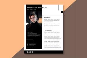 Ilustración de ¿Cómo crear el mejor currículum para solicitar entrevistas de trabajo en 2021?
