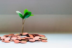Ilustración de Consejos y tips para tener una vida financiera más saludable a partir de pequeñas acciones cotidianas